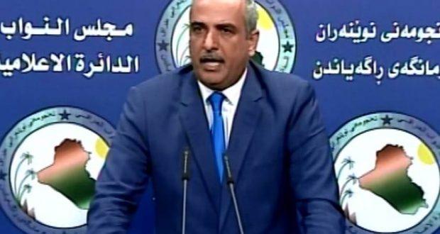 الجبوري يطالب بتكليف مرشح آخر لرئاسة الوزراء