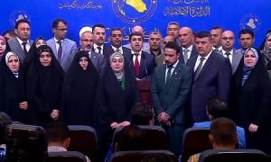 سائرون تتوعد بإقالة الحيالي من التربية وتنتقد صمت عبد المهدي