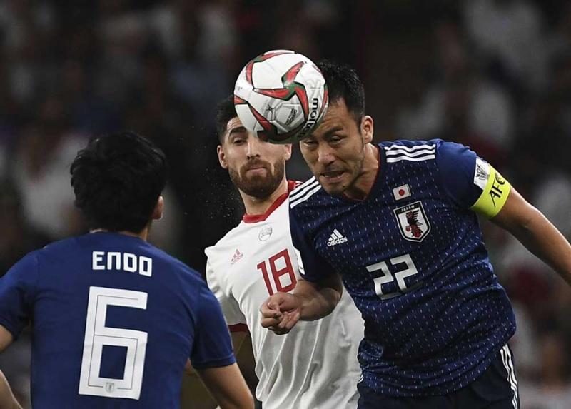أرقام تحسم هوية طرفي نهائي كأس آسيا