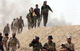 العثور على مخبأين للقاذفات والصواريخ والقنابر ايمن الموصل