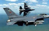 الطيران التركي يشن ضربات جوية شمالي العراق