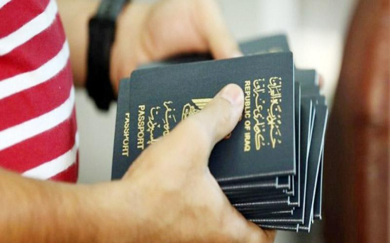 الأردن تنفي منعها دخول العراقيين الحاملين لتأشيرات سفر إيرانية