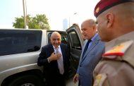 عبد المهدي يزور كنيسة القديس جرجيس الاسقفية الانكليكانية في بغداد صباح اليوم