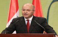 صالح وفريق التحقيق الأممي يبحثان تأسيس محكمة دولية لمحاسبة داعش عن جرائمه بالعراق