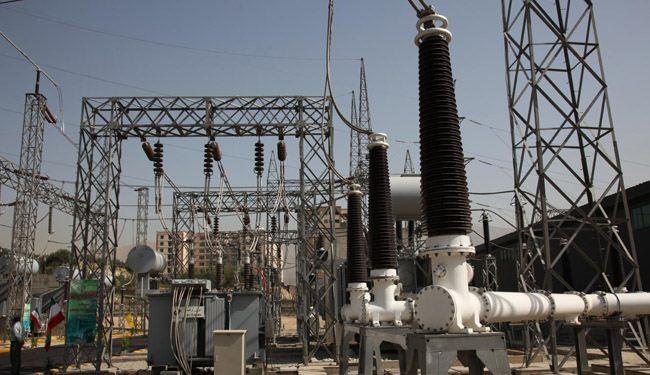 ايران الاولى بالشرق الاوسط في توليد الطاقة الكهربائية