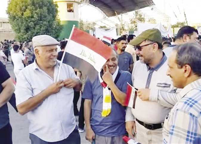 غضب فى العراق بعد اغتيال الروائى علاء مشذوب مؤلف «فوضى الوطن»