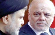 صحيفة نقلا عن العبادي: الصدر مقتنع بي لرئاسة الوزراء