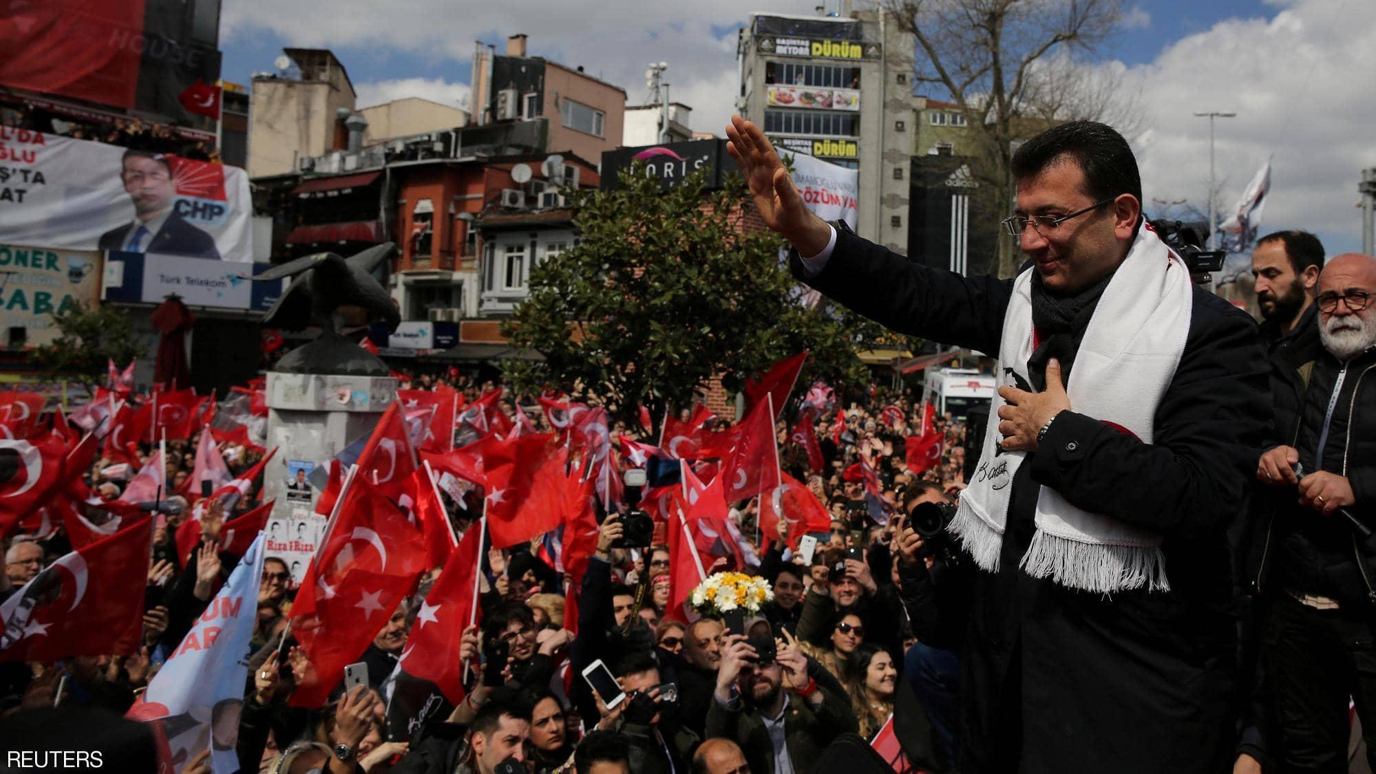 من هو إمام أوغلو؟ المعارض الذي انتزع إسطنبول من قبضة أردوغان
