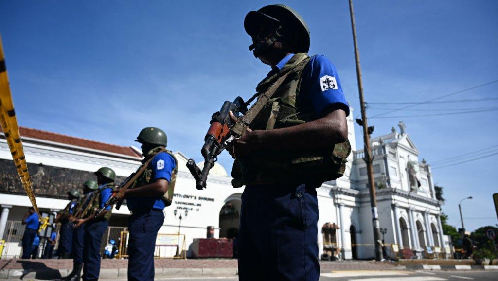 حصيلة قتلى تفجيرات سريلانكا ترتفع إلى 310 قتلى وإعلان الحداد الوطني