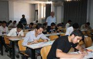 التربية : اعداد الطلبة الذين توجهوا لاداء الامتحانات النهائية