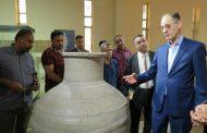 متحف عراقي يفتح أبوابه أمام العالم