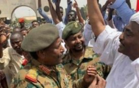 المجلس العسكري السوداني يدعو المعارضة للتفاوض ووقف العصيان المدني
