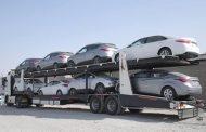 الجمارك: ضبط 34 سيارة دون الموديل المسموح بإستيراده بجمرك بوابة البصرة