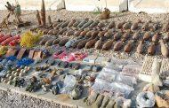 الدفاع تعلن ضبط كميات من الأسلحة والعتاد غربي نينوى