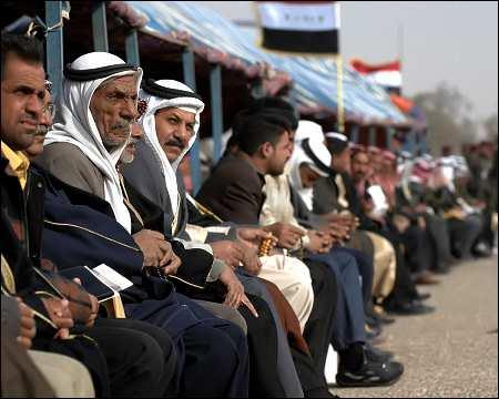 عرب كركوك يرفضون قرار المحكمة الاتحادية بشأن المادة 140