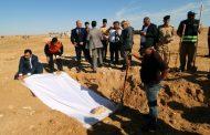 فتح مقبرة جماعية للنساء الايزيديات في سنجار