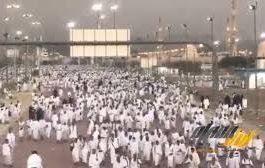 وصول الرحلة الأولى للحجاج العراقيين إلى مطار النجف