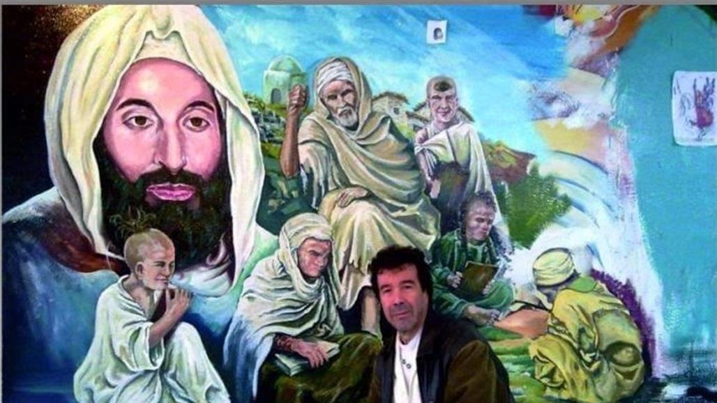 من بغداد.. انطلاق معرض لفنان جزائري عبر بوابة إلكترونية