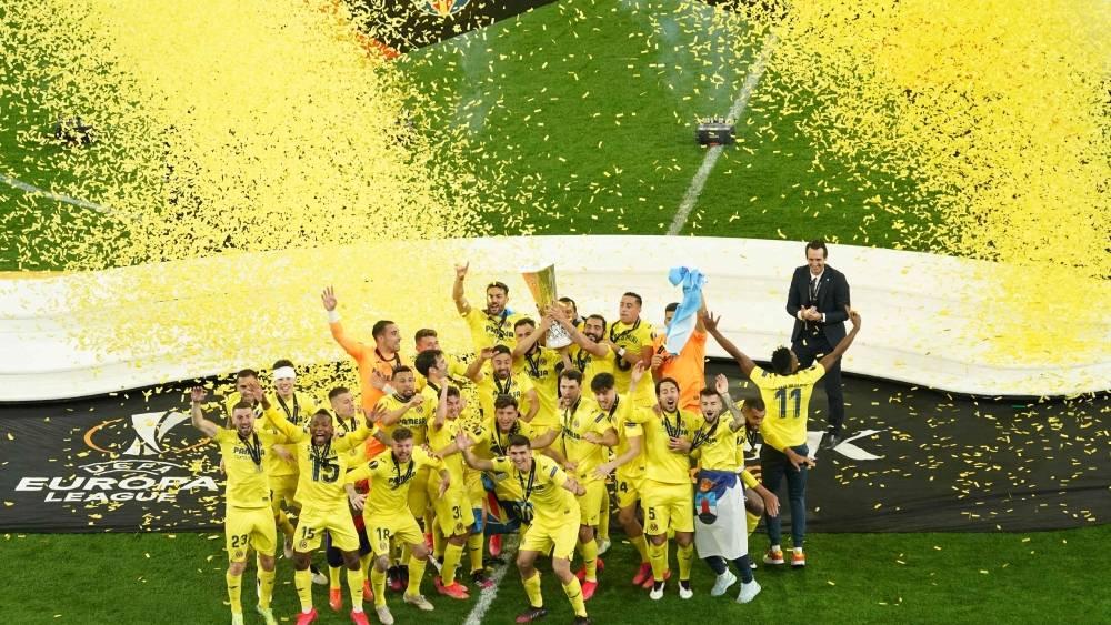 فياريال يتوج بلقب الدوري الأوروبي للمرة الأولى في تاريخه