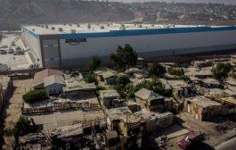 أمازون: الشركة الأمريكية تتعرض لانتقادات لاذعة بسبب مستودعها وسط بيوت فقيرة في المكسيك