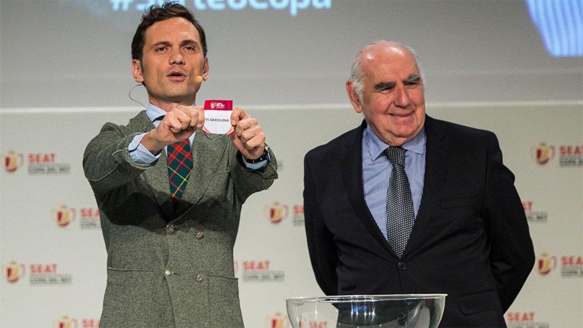 برشلونة وجهاً لوجه أمام فالنسيا في نصف نهائي كأس ملك إسبانيا